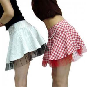 Модные юбки 2010