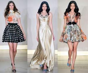 модные летние платья 2010
