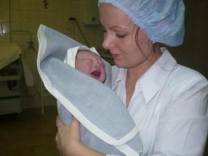 Фото новорожденного ребенка