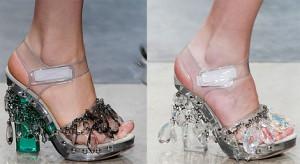 красивая женская обувь 2010