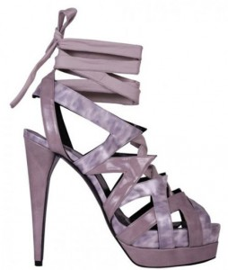 мода на женскую обувь 2010