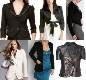 Модные женские пиджаки 2011.