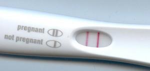 Определение беременности в домашних условиях, тесты
