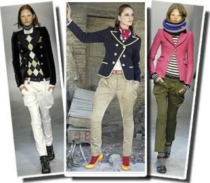 брюки галифе