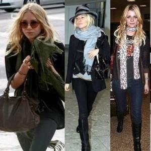шарфы и платки женские осень 2010