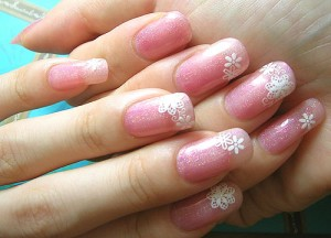 гелевые ногти