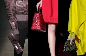 Женские сумки осени 2010
