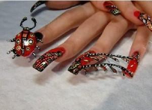 дизайн ногтей в картинках
