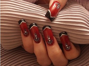 фото узоров на ногтях