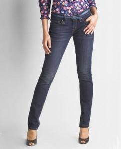 модные джинсы женские