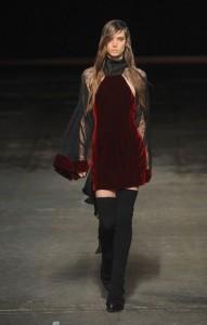 модные тенденции зимы 2011