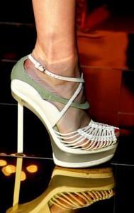 обувь весна 2011