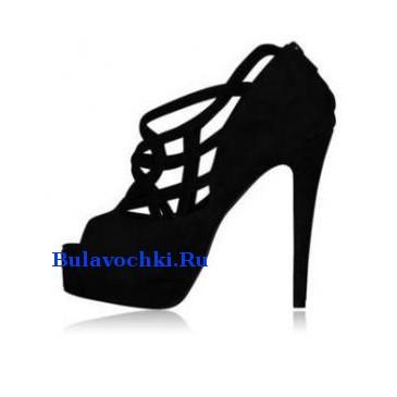 модная обувь женская весна 2011