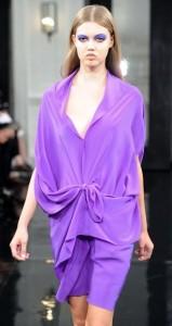 платья весна лето 2011