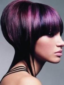 модный цвет волос 2011