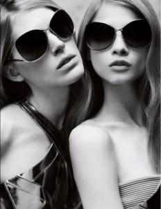 модные солнечные очки 2011