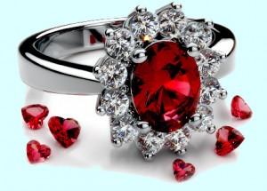 модные кольца 2011
