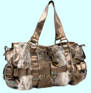 меховая сумка