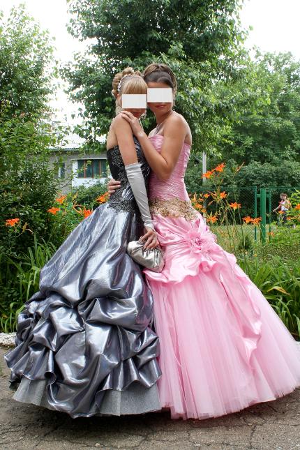 Платье на выпускной 2012 - выбираем нужное.