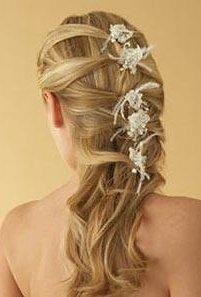 вечерние причёски для длинных волос