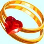 обручальные кольца на заказ фото