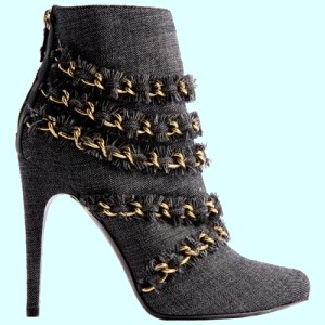 осенняя коллекция обуви 2014