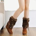 зимняя обувь 2011-2012