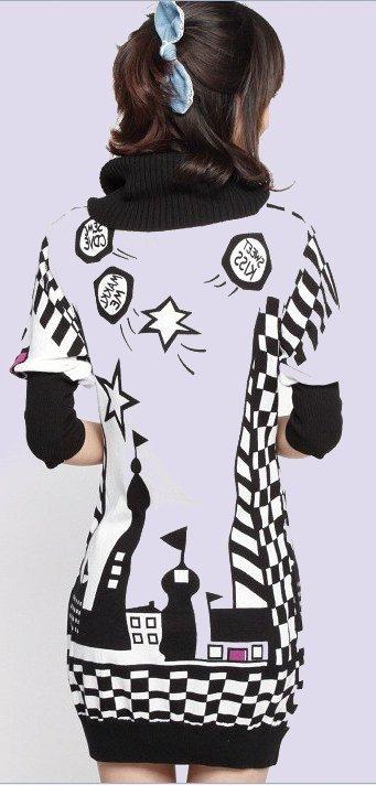 женские платья трикотажные, фото