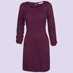 Модные трикотажные платья 2014-2015