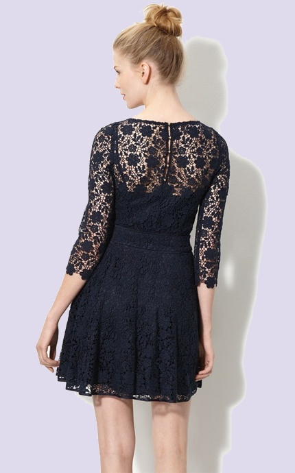 Какими же будут гипюровые платья 2012.  По-прежнему изысканными и очень.