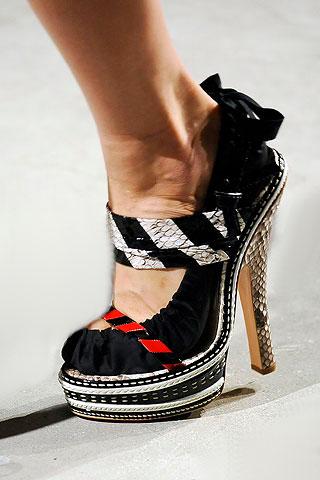 Женская Обувь Весна 2014 Фото