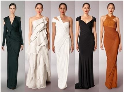 Платья в пол прямые фото