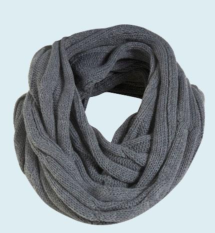 Итак, вы связали шарф снуд