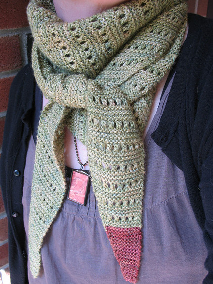 В общем и целом, шарфы это