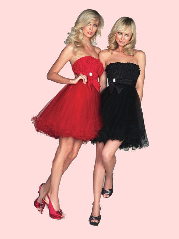 мода лето 2012 платья фото