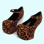Самая модная женская обувь весна 2014
