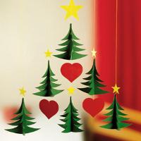 Простые новогодние поделки своими руками на 2016