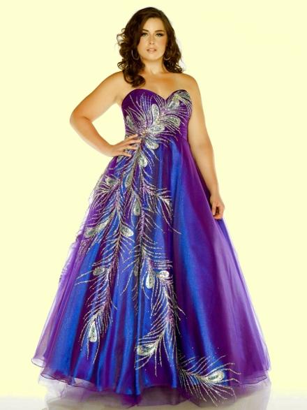 Платье для полных на новый год 2015