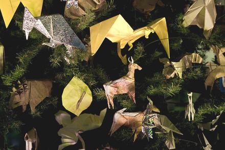 Интересные новогодние игрушки на елку своими руками