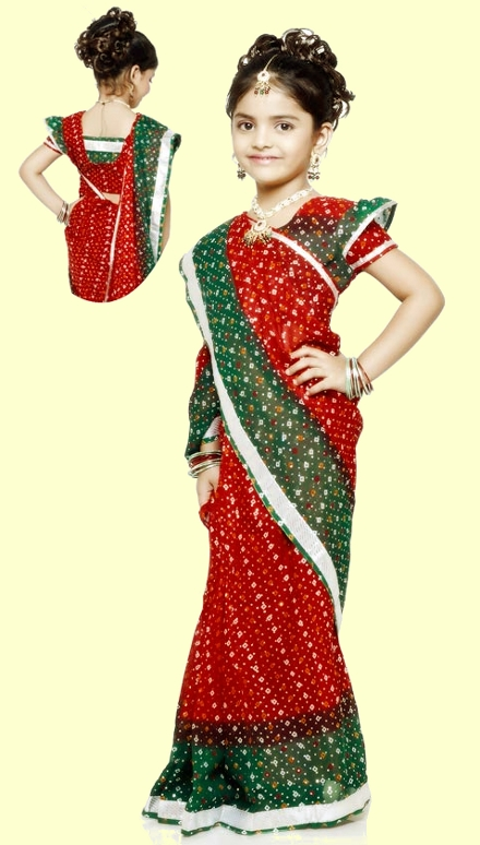 Новогодний костюм индианки своими руками