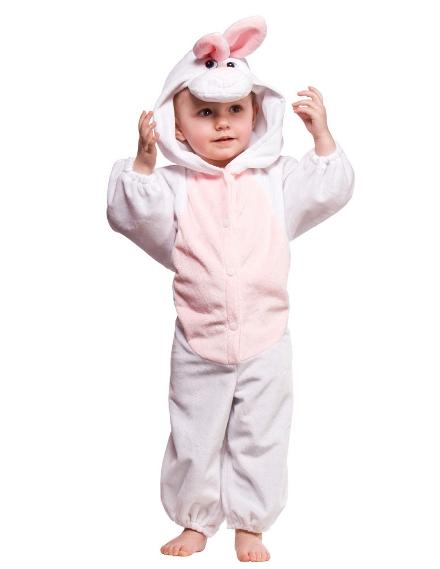 Костюм зайца на новый год своими руками