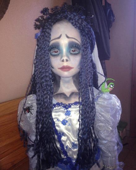хэллоуин макияж своими руками