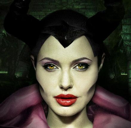 Подобрать макияж для ведьмы
