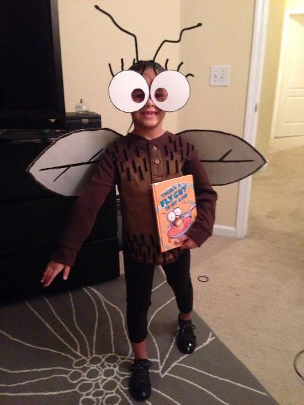 Как сделать крылья мухи фото 90