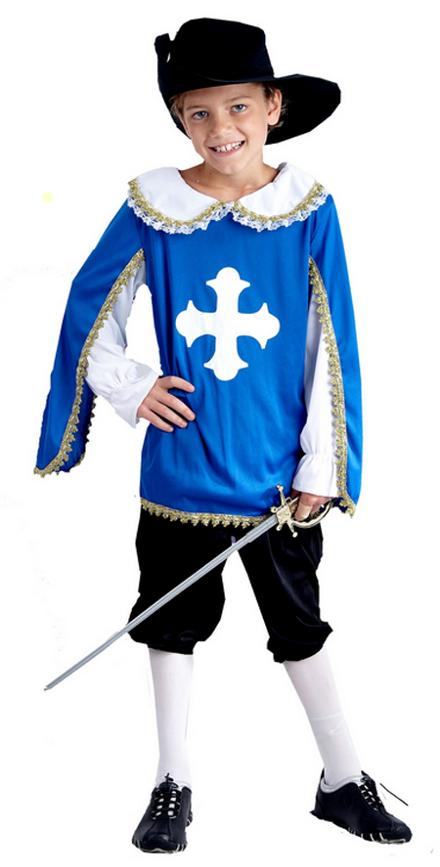 костюм мушкетёра для мальчика фото