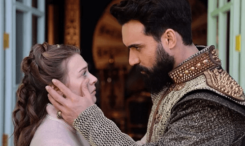 Анна и султан Махмуд
