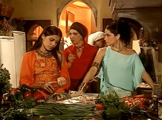 Как Назира Ранью и Жади готовить учила