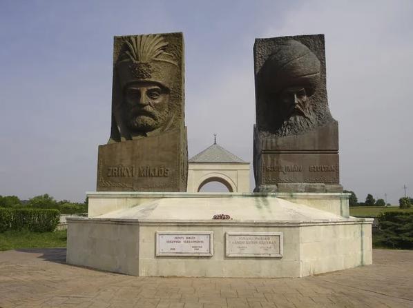 Обелиск султана Сулеймана