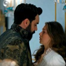 Анна и Махмуд – самые нежные моменты