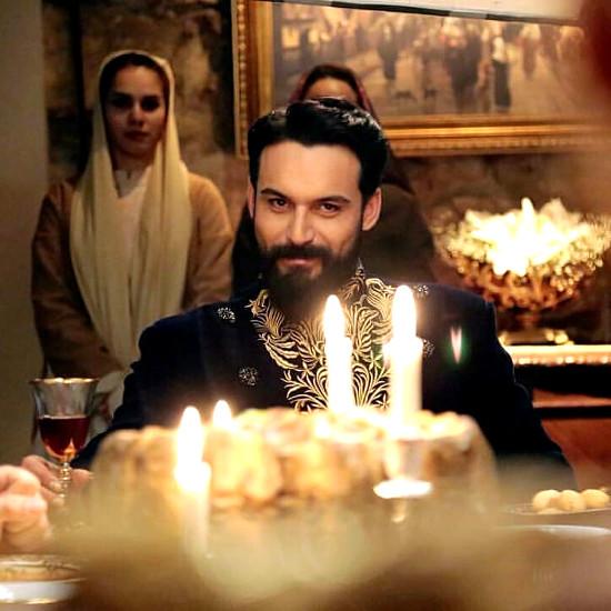 Султан Махмуд II в сериале